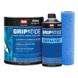 SEM GripTide Non-Skid Deck Coating Kit, Sail White, M25610
