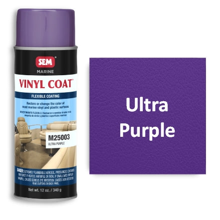 SEM Marine Vinyl Coat Ultra Purple, M25003, 1 Can