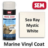 SEM Marine Vinyl Coat Sea Ray Mystic White, M25093