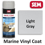 SEM Marine Vinyl Coat Light Gray, M25193