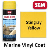 SEM Marine Vinyl Coat Stingray Yellow, M25223