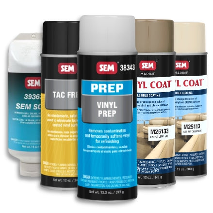 SEM Marine Vinyl Coat Bundle Saver Kit
