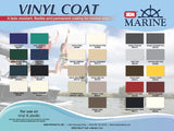 SEM Marine Vinyl Coat Color Chart