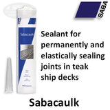 Sabacaulk Deck Sealant, Black