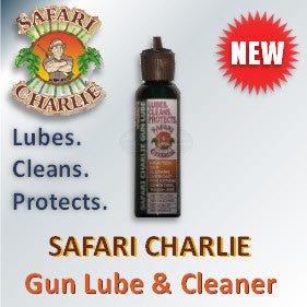Safari Charlie Gun Lube PLUS