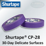 Shurtape CP-28 30-Day Delicate Surfaces Tape