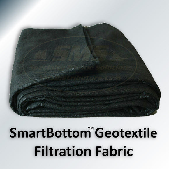 SmartBottom™ Geotextile Filtration Fabric