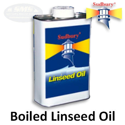 Sudbury Boiled Linseed Oil