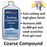 Sudbury Coarse Rubbing Compound