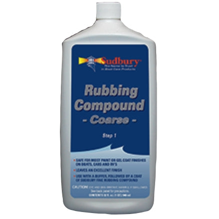 Sudbury Coarse Rubbing Compound, 444-32