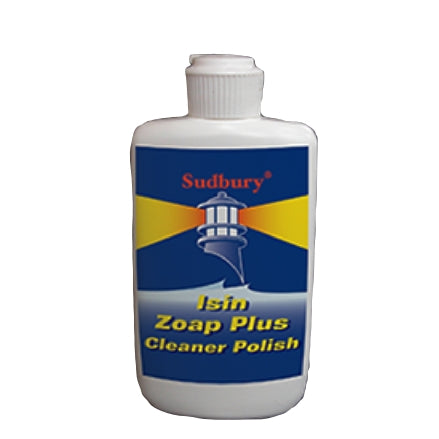 Sudbury Isin Zoap Plus Cleaner and Protectorant, 430