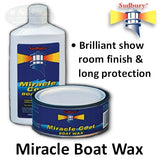 Sudbury Miracle Boat Wax Liquid & Paste