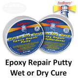 Sudbury Wet or Dry Cure Epoxy Repair Putty