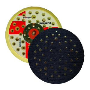 "Sunmight 5"" Multi-Hole Grip Backup Pad, 09100"