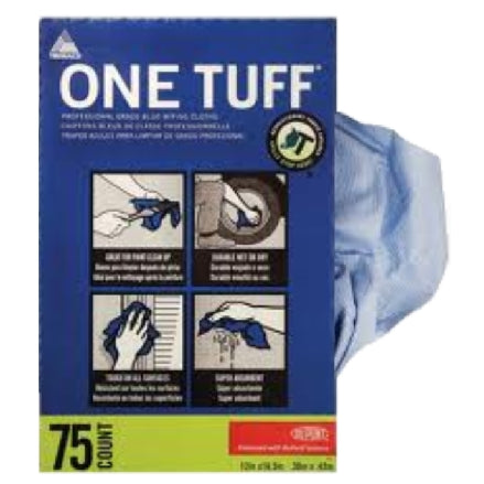 One Tuff Dupont Sontara Wipes, 84075