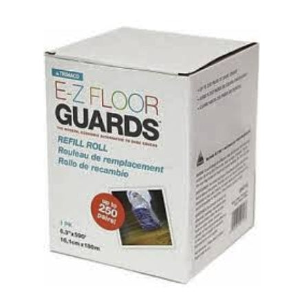 E-Z Floor Guard Shoe Cover Refills, 54716