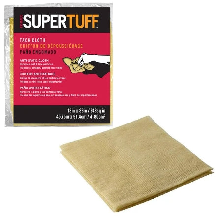 SuperTuff Tack Cloth, 10501