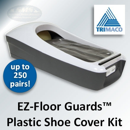 E-Z Floor Guard Shoe Covers