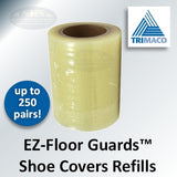 Trimaco E-Z Floor Guard Shoe Cover Refills, 54716