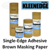 KleenEdge Brown Paper Painter Tape with Single Edge Adhesive