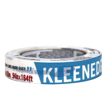 KleenEdge Low Tack Painting Tape, 24mm (~1