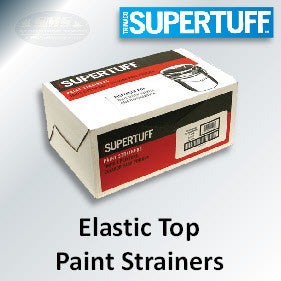 SuperTuff Elastic Top Paint Strainers