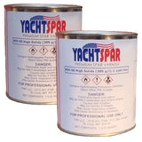 Yacht Spar HSV-50 High Solids Premium Spar Varnish, HSV-50, 2 Can Pack
