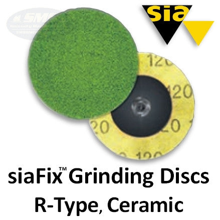 sia siafix Locking Discs, Ceramic