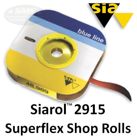 sia 2915 siarol, Superflex Shop Rolls