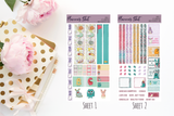 Hobo Weeks Sticker Kit - Little Monsters