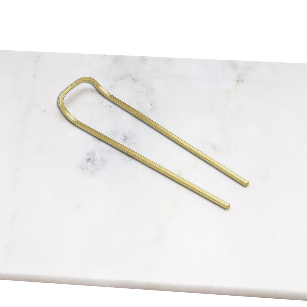Simple Square Hair Forks