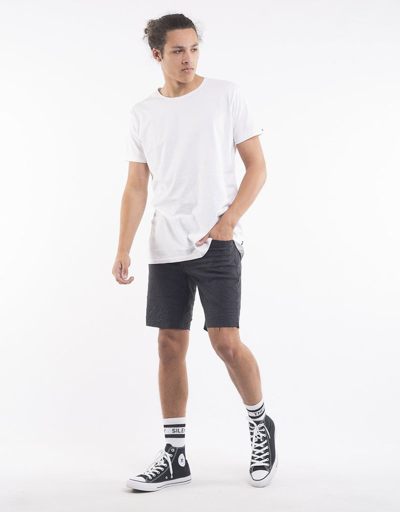 Silent Theory Deuce Short Black - Black