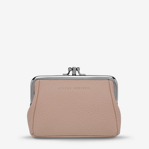 Status Anxiety Volatile Purse - Dusty Pink