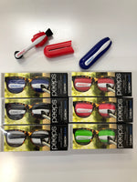 Peeps Premium Carbon Lens Cleaner - Assorted Colours