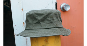 Rusty Carolina Bucket Hat - Savanna