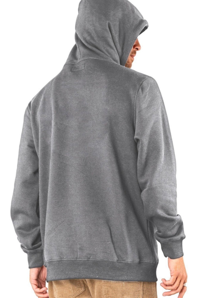 Rusty Wishy Washy Hooded Fleece - Coal
