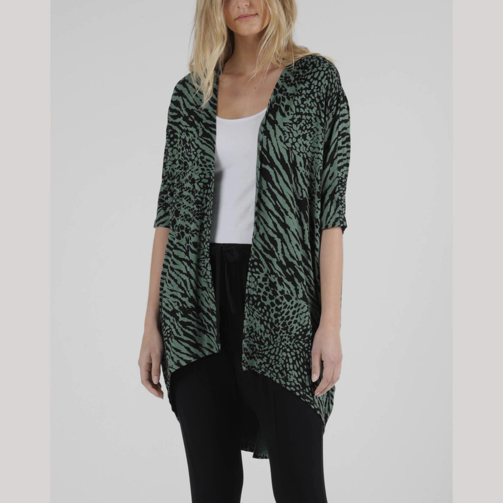Betty Basic Valencia Cardigan - Sage Instinct