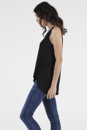 Betty Basics Brighton Tank - Black
