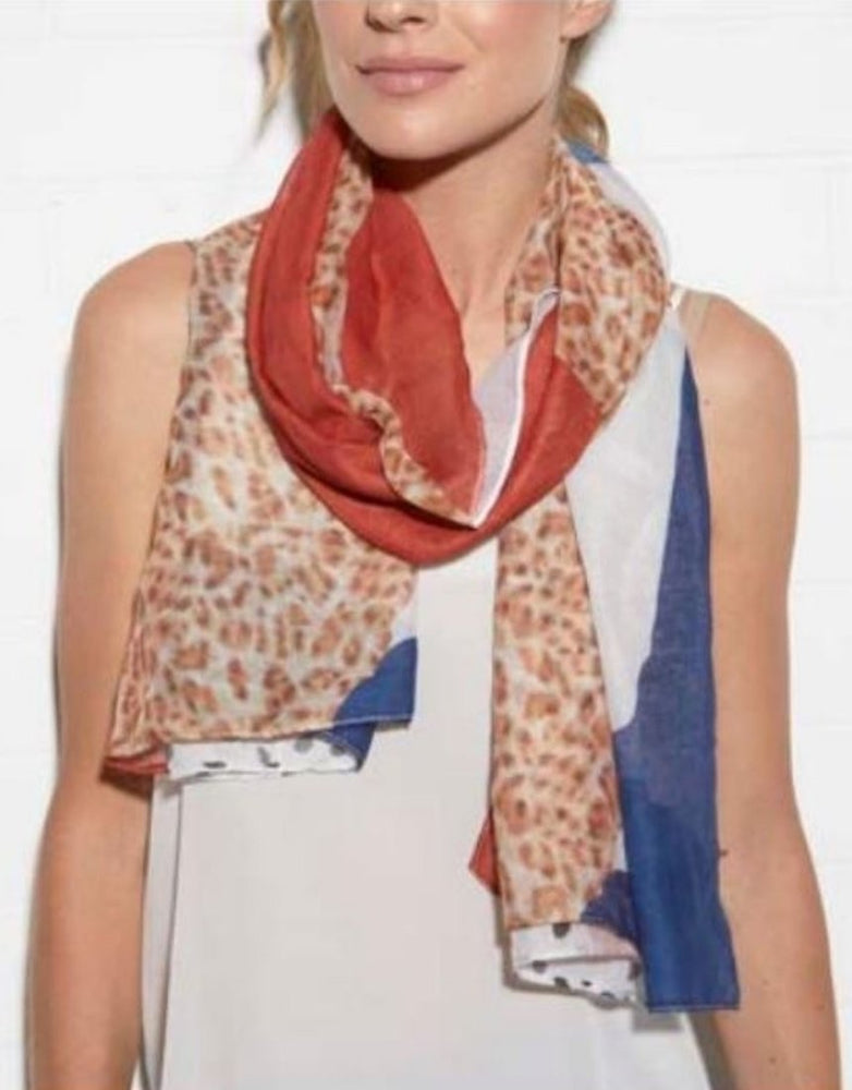 Betty Basic Nomad Scarf - Wild
