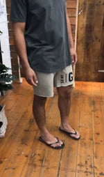 St Goliath Legion Fleece Short - Sand
