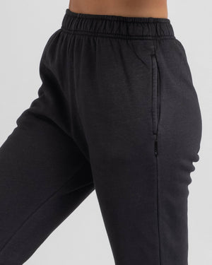 Rusty Owen Trackpant - Black