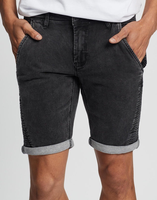 St Goliath Badlands FW Short - Black