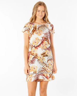 Rip Curl Leilani Dress - White