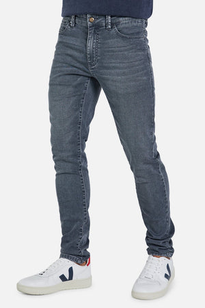 Industrie The Denim Drifter Nc Pant - Asphait