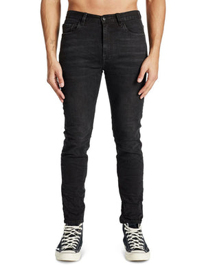 Kiss Chacey K2 5 Pocket Skinny Jean - Jet Black