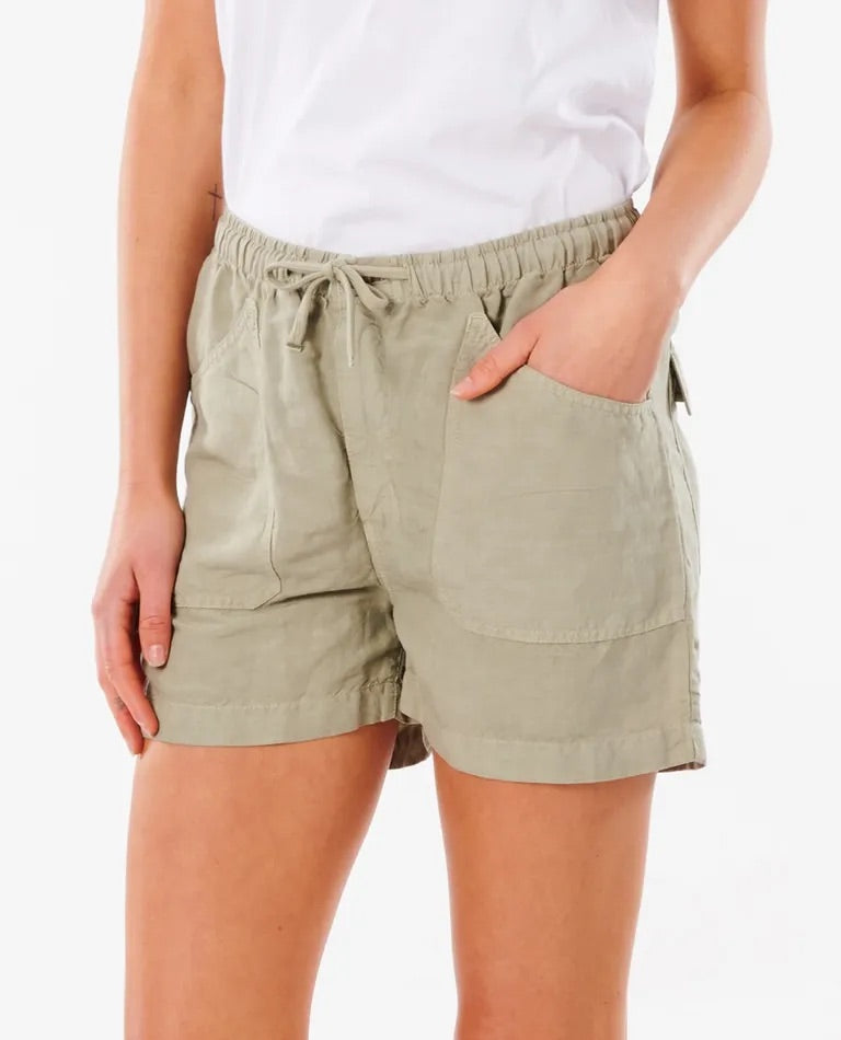 Rip Curl Panoma Short - Stone Green