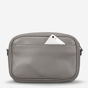 Status Anxiety Plunder Bag - Light Grey