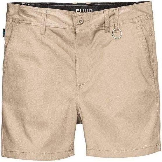 Elwood Men's Basic Short - Stone