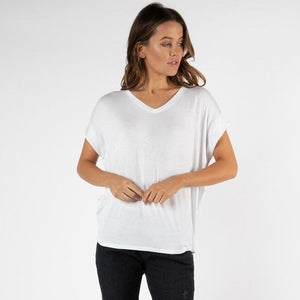 Betty basic Toledo Tee - White