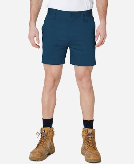 Elwood Men's Basic Short - Navy